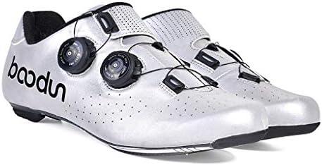 GYPING Zapatillas Ciclismo de Carretera para Hombre Zapatos ...