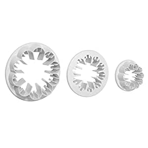PME Cutters, Carnation, 3-Pack