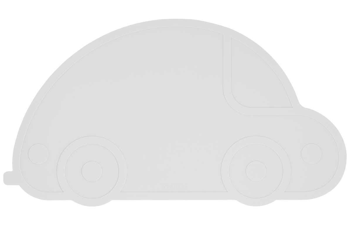 Salvamantel infantil en forma de coche aguamarina Kindsgut