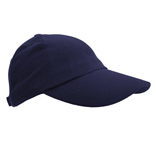 Result - Gorra/Visera Unisex Modelo Pro-Style - 100% Algodón de Primera Calidad Imprimir/Estampar Azul real