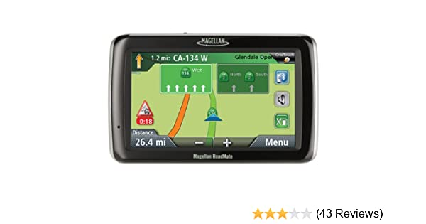 amazon com magellan roadmate 3055 4 7 inch widescreen bluetooth rh amazon com Magellan User Manual Magellan Maestro 3100 Manual