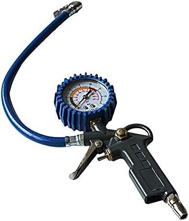 Pistola di gonfiaggio di pneumatici per pneumatici per tester del veicolo