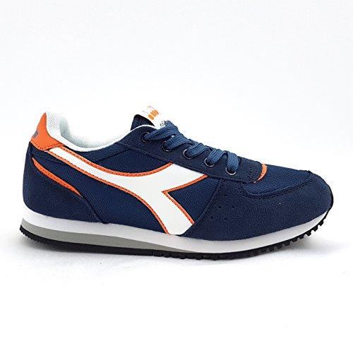 C4263 Blu arancio 172054 Sc Malone Jr Diadora Y CYS0wx0q