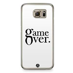 Ankit Samsung Galaxy S6 Transparent Edge Case - Design5