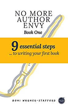 Download for free 9 Essential Steps to Writing Your First Book