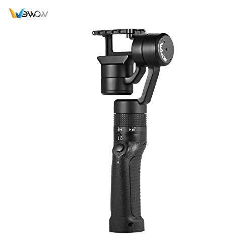 Andoer Wewow G3 Handheld 3-Axis Gimbal Sports Action Camera