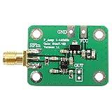 HiLetgo 0.1-440 MHz AD8310 RSSI High Speed High Frequency RF Output Log Detector Power Meter Board Demodulator Module 7-15V 12mA