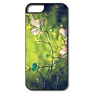 IPhone 5 5S Cover, Dogwood Tree Blossom White/black Cases For IPhone 5S