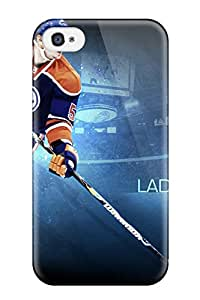 Hot edmonton oilers (34) NHL Sports & Colleges fashionable iPhone 4/4s cases 4795425K617501635