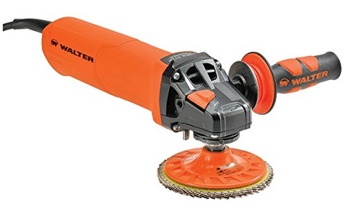 - Walter Surface Technologies 30A275 Quick-Step Finisher Model 6575 Variable Speed Circular Finishing Tool