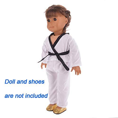 Amazon.com: Funkeet - Muñeca de 18.0 in para muñecas de ...