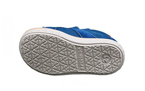 Ricosta Laif - zapatillas deportivas altas de piel niño Blau