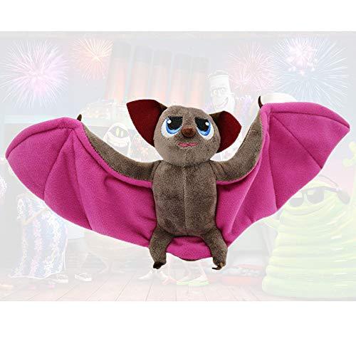 PampasSK Movies & TV - 16cm Hotel Transylvania Dracula Vampire Halloween Plush Stuffed Animals Bat Soft Dolls Toys for Children Brinquedo 1 PCs