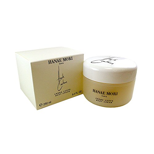 Hanae Mori Haute Couture Body Creme for Women, 8.4 Ounce - Body Couture Couture Cream