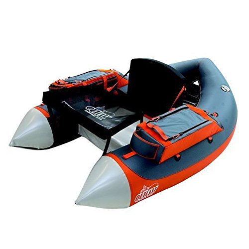 Outcast Super Fat Cat LCS Gray/Orange (Outcast Float Tube)