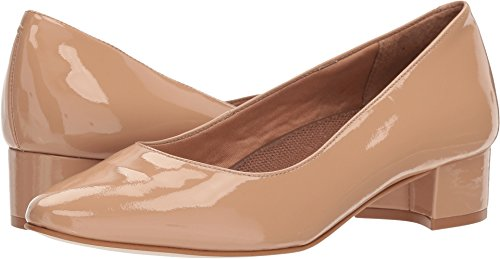Walking Cradles Women's Heidi New Nude Patent 9.5 N US from Walking Cradles