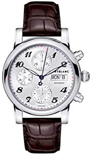 95b916ac49f Amazon.com: Montblanc Star Chronograph Automatic Mens Watch 8452 ...