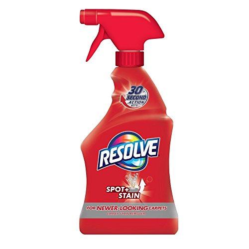 Resolve Carpet Spot & Stain Remover, 16 fl oz Bottle, Carpet Cleaner (2)