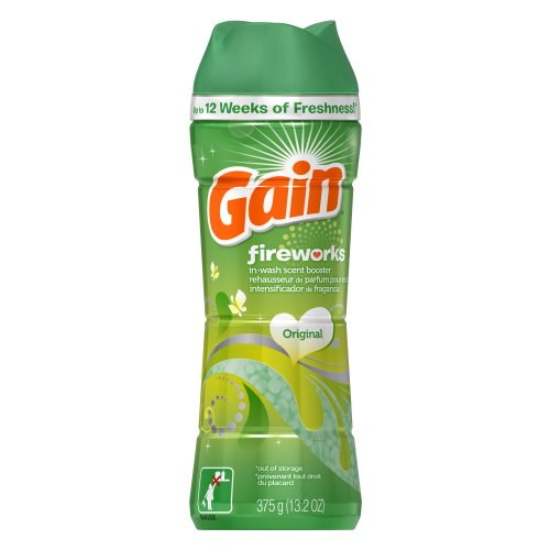 Gain Fireworks in Wash Scent Booster 13.2 Ounce 13.2 Ounce Puppy Food