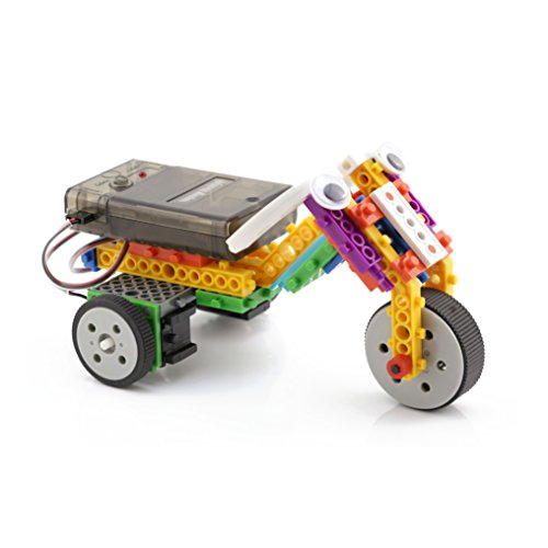 Building Toys For Teenage Boys : Remote control building kits for boy gifts stem robot