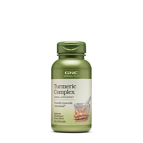 GNC Herbal Plus Turmeric Complex 100 caps