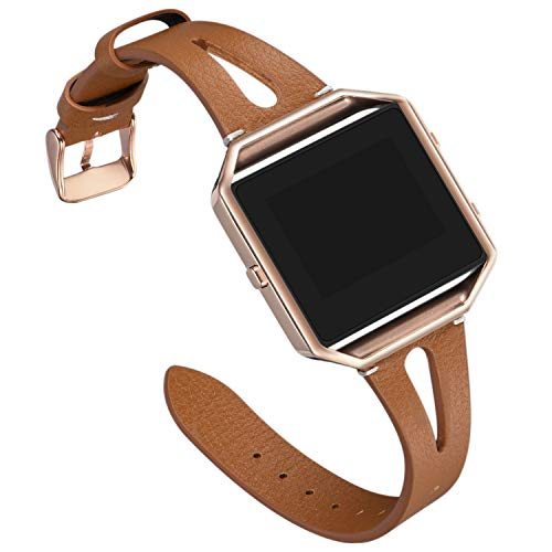 Top 10 recommendation fitbit blaze bands leather women