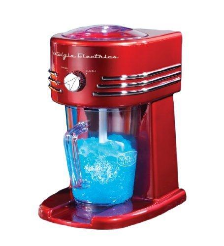nostalgia electrics slush machine instructions