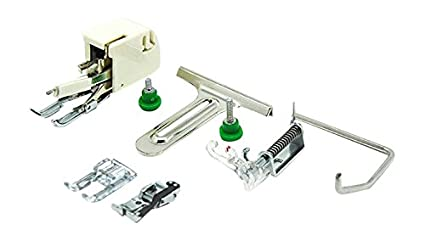 Alfa Set de accesorios de costura para patchwork y acolchado, accesorio para máquina de coser