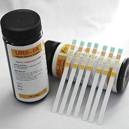 BDHH 100 Piezas de URS-5K glucosa cetona proteína pH, la ...