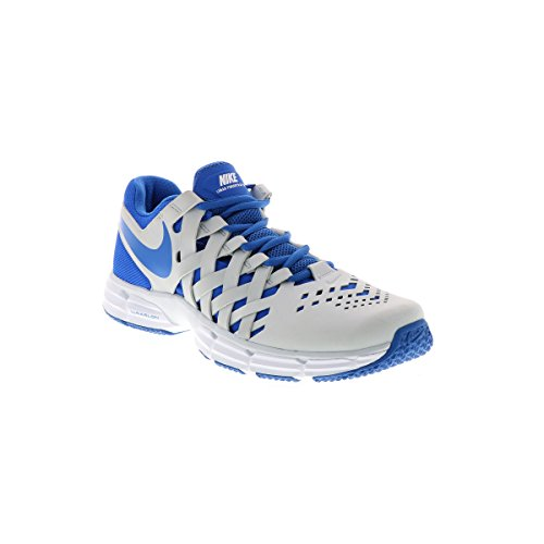 Platinum Pure Men's Fingertrap NIKE Lunar Hyper Training Cobalt Shoe dxYBdqAXw
