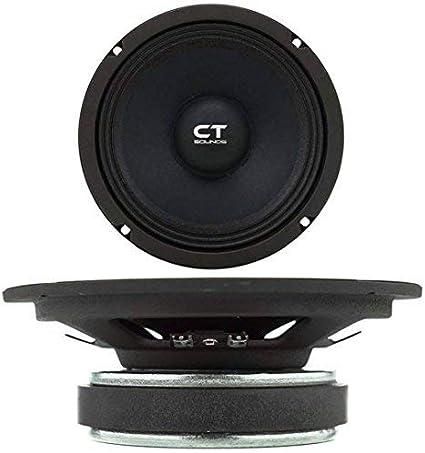 Lanzar Amplifier Car Audio Bass Boost Mobile Audio HTG137 2,000 Watt Crossover Network Amplifier for Car Speakers Sound Around 1 Channel Car Electronics 2 Ohm Amplifier Monoblock RCA Input