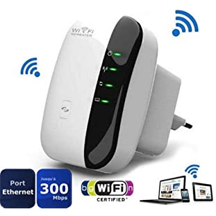 300Mbps Wireless Repeater Extender Booster