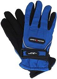 Boys Warm Sport Ski Gloves Winter Gloves for Youth