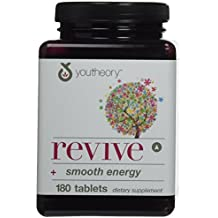 Youtheory Revive Advanced Formula, 120 Tablets