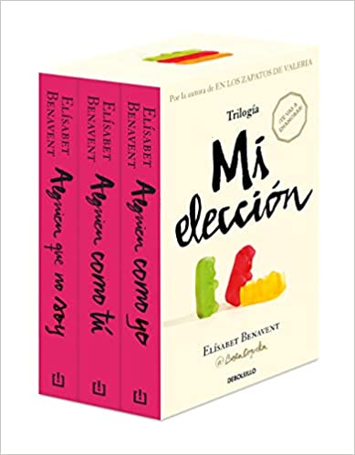 Trilogía Mi elección de Elísabet Benavent