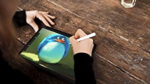 Paperlike with Nanodots for iPad Pro 2018 and 2020 11 Screen Protector Matte Paper Feel Write Draw Apple Pencil Compatible (2 Pieces) (Tamaño: 11 Inch iPad Pro 2018 & 2020 without Homebutton)