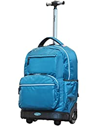 """Melody 19"""" Rolling Backpack"""