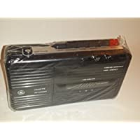GE Compact Cassette Recorder 3-5301B