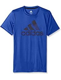 Boys' Short Sleeve Logo Tee Shirt