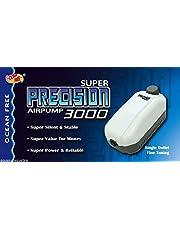 Ocean libre Super tanque acuario de flujo variable AP3000 de precisión Bomba de aire bomba