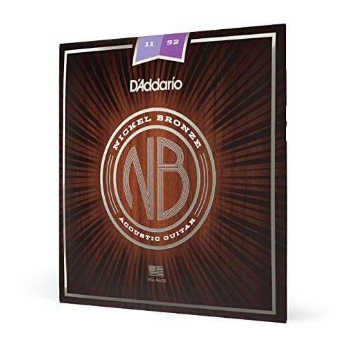 D'Addario Nickel Bronze Acoustic