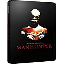 Manhunter(Hannibal Prequel) Blu-Ray Steelbook Region B/2 UK Import Zavvi Exclusive #/4000 by N/A