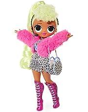 L.O.L. Surprise O.M.G. Lady Diva Fashion Doll with 20 Surprises