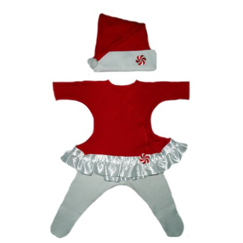 Christmas clothing for preemies still in the NICU and preemies at home.