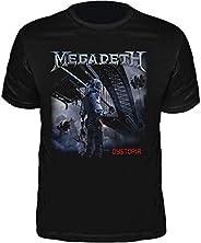 Camiseta Megadeth Dystopia