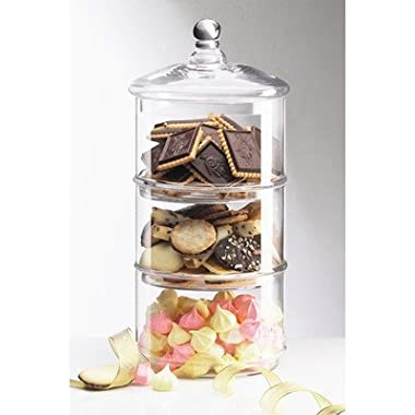 Amici 3-Tier Cannister Set - 185oz