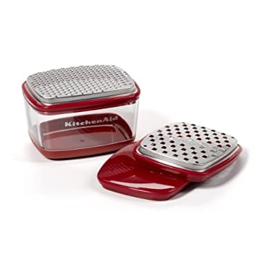 KitchenAid Gourmet Cup Grater (Red)