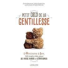 PETIT DICO DE LA GENTILLESSE