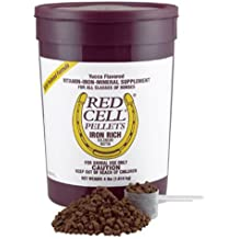 Horse Health Red Cell Pellets, 4 lbs