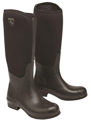 Grubs Rideline Riding Boots x Black Size 4